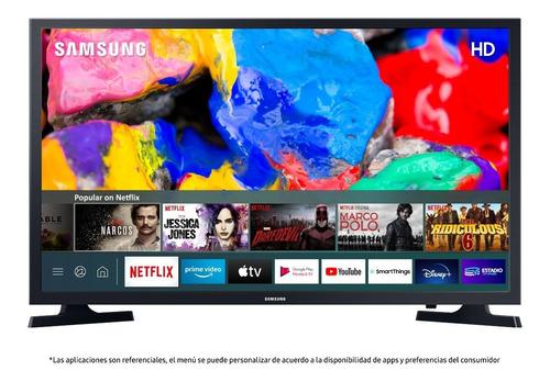 Imagen 1 de 8 de Smart Tv 32'' Samsung T4300 Hd Led 2020