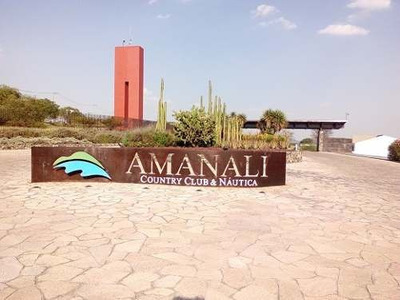 Terreno En Venta Amanali Country Club & Nautica , Tepeji - Tula