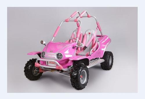 Imagem 1 de 1 de Fapinha Cross Dream - Mini Buggy Rosa Prata