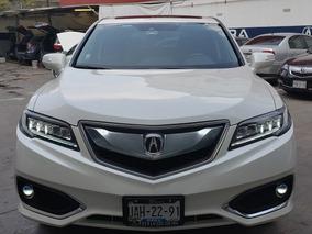 Acura Rdx 3.5 L At 2016 Blanca $369,000.00