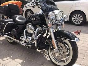 Preciosa Harley Davidson Road King Classic Full Equipo!