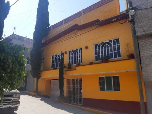 Casa En Venta En Buena Vista Tultitlán