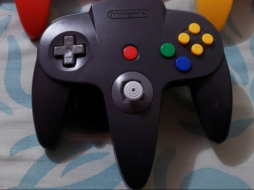 Palancas Para Nintendo 64