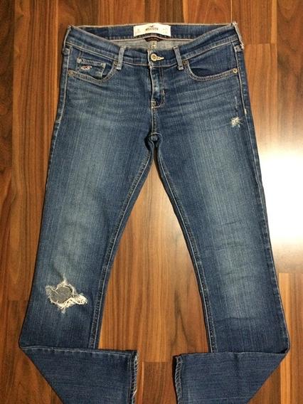 Calça Jeans Hollister Stretch 36 Original Promoção Importada