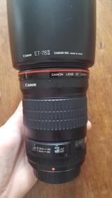 Lente Canon 135mm F2.0