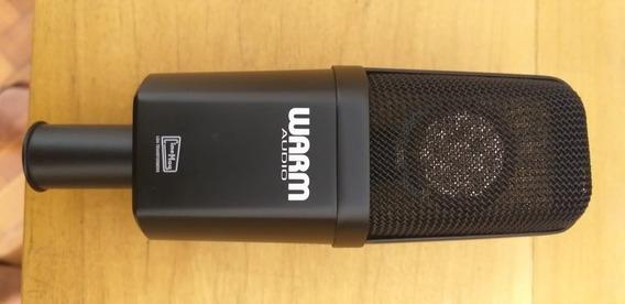 Microfone Warm Audio Wa-14 Clone Do Akg C414 - Nunca Usado!