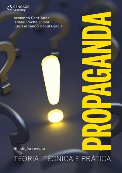 Propaganda - Teoria, Tecnica E Pratica - 9º Ed