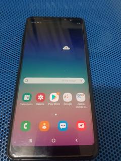 Samsung A8 Plus Usado Impecable Envios Y Mercadopago