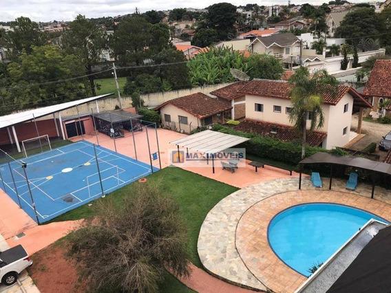 Apartamento Duplex Com 3 Dormitórios À Venda, 124 M² Por R$ 370.000,00 - Itapetinga - Atibaia/sp - Ad0001