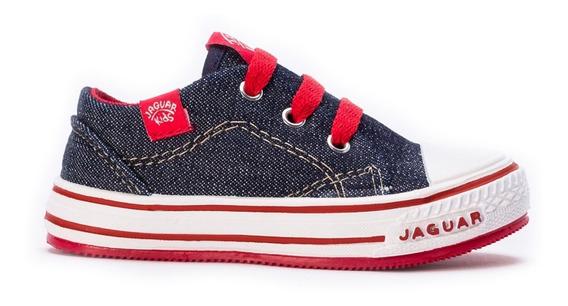 Zapatillas Jaguar Oficial Art. #128 21 Al 26 Urbanas Niños