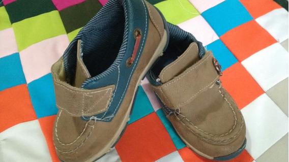 Sapato Infantil Casual Klin