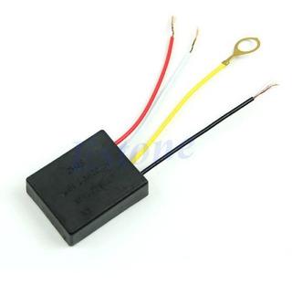 Sensor Touch Para Lampara A Pasos Con Dimer