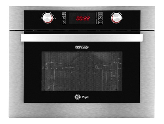 Horno Combi Empotrable Ge Appliances Fcegep0441a2in1 60cm