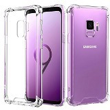 Estuche Galaxy S9, S9 Plus, Note8 Crystal Shell Transparente