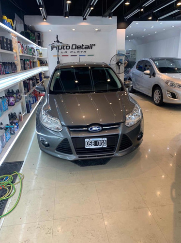 Ford Focus Ii 2015 1.6 Style Sigma