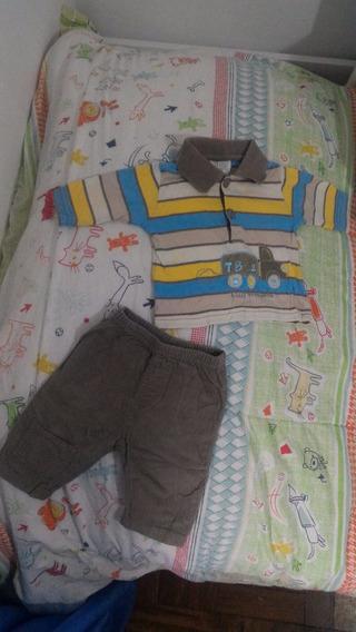 Conjuntinho Bebe 0-1 Mes Tily Baby