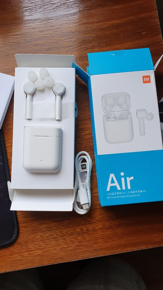 Fone De Ouvido Bluetooth Xiaomi Mi Airdots Pro True Wireless
