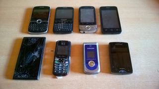 Celulares Para Repuesto Samsung Huawei Nokia Alcatel Sony LG