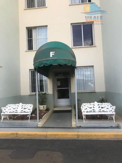 Apartamento Com 2 Dormitórios Para Alugar, 59 M² Por R$ 1.100/mês - Jardim Campos Elíseos - Campinas/sp - Ap0123