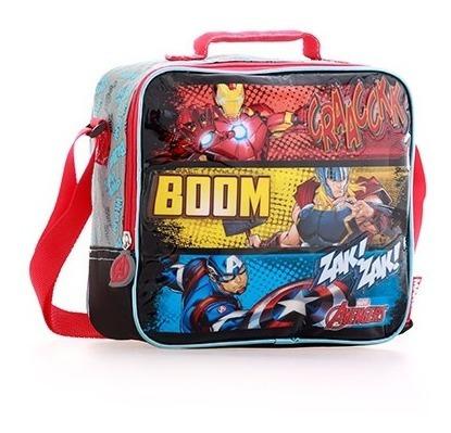 Loncheras Escolares Avengers C@pi