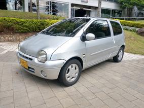 Renault Twingo 1.2 2007 Plateado 90.000 Kms