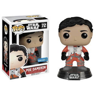 Funko Pop! Star Wars 62 Poe Dameron / Mipowerdestiny
