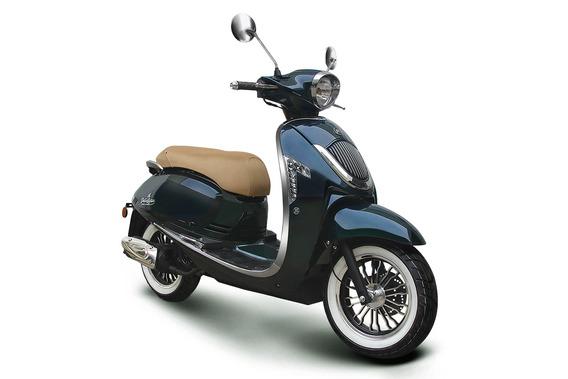 Scooter 150 Strato Alpino 150cc Castelar