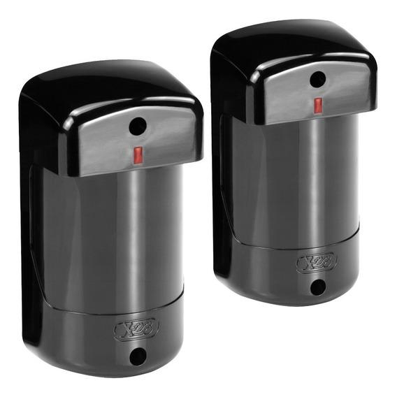 Sensor Barrera Infrarroja Exterior Alarmas X28 Bir 230t