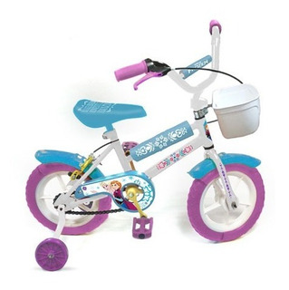 Bicicleta Rodado 12 Frozen O012 Mm