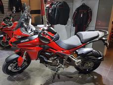 Multistrada 1200 S Roja 2018 0km Ducati Rosario