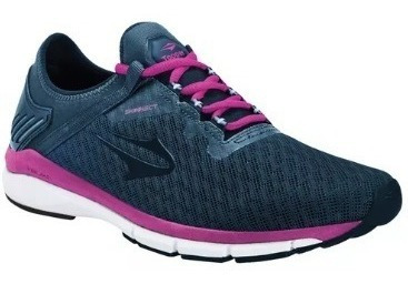 Zapatillas Topper Lady Propel Ii Az/fucsia 36 Al 39 52047