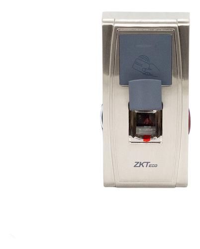 Imagen 1 de 9 de Control De Acceso Ztkeco® Biometrico Y Tarjeta Ma300btid