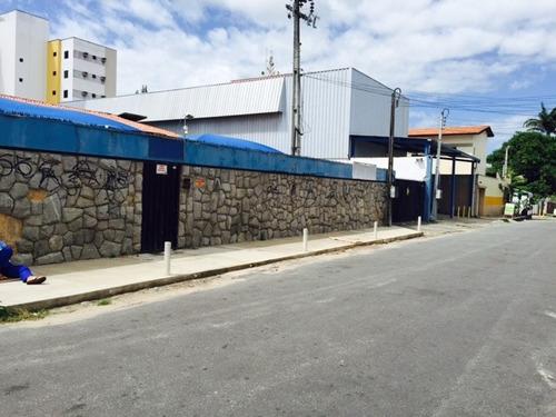 Imagem 1 de 22 de Prédio Comercial Para Alugar Na Cidade De Fortaleza-ce - L9238
