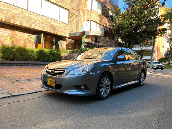 Subaru Legacy Sedan 2.5 4x4 At Mod 2011