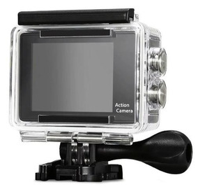Camera Esportiva Sportscam Full Hd 1080p Moto Bike 30 Metros