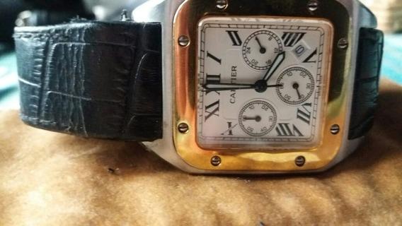 Relógio Cartier Santos