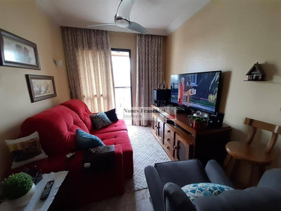 Santa Terezinha Zn/sp - Apartamento 70m², 3 Dormitórios, 1 Suíte, 1 Vaga, - R$ 460.000,00 - Ap7179