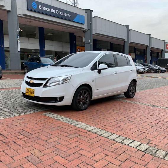 Chevrolet Sail Ltz 2016 Hb