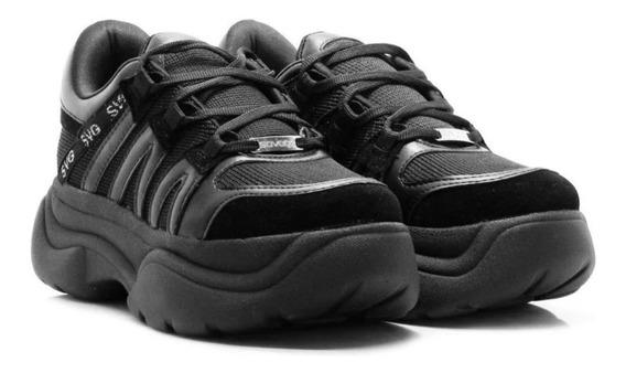 Zapatillas Sneakers Plataforma Savage Tr 10