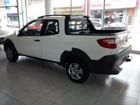 Fiat Strada Working 1.4 0km Gnc Tasa 0% Y Descuento $63.000