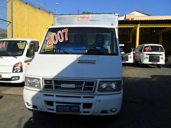 Iveco Daily Campo 3513 Com Baú