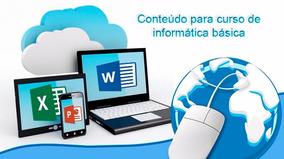 Operador De Computador -aulas E Avaliações(para Professores