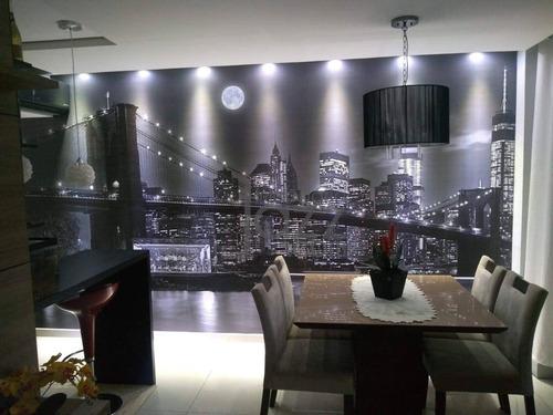 Imagem 1 de 29 de Apartamento Com 3 Dormitórios À Venda, 67 M² Por R$ 352.000,00 - Parque Euclides Miranda - Sumaré/sp - Ap2577