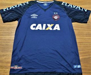 Camisa Do Atlético Pr Santos #1 Brasileirão 2017 De Jogo