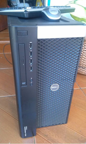 Workstation Dell Precision T7600 Intel Xeon 32gb M Win 10