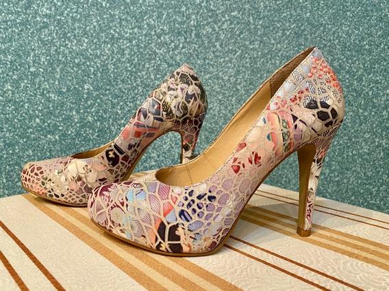 Sapato Scarpin Raphaella Booz