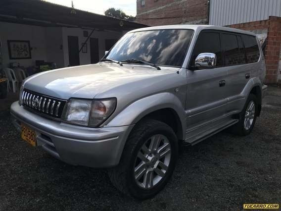 Toyota Land Cruiser Land Crusier Prado
