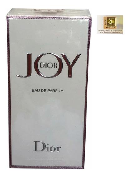 Dior Joy Eau De Parfum 90ml Feminino + Amostra De Brinde