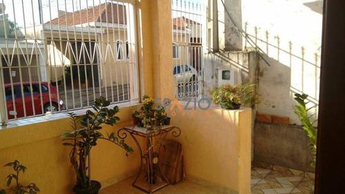 Imagem 1 de 12 de Casa Residencial À Venda, Vila Aparecida, Rio Claro. - Ca0161