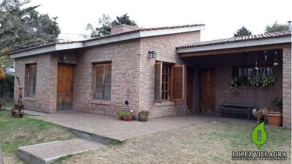 Casa En Venta B° San Alfonso En Villa Allende Zona Norte Córdoba
